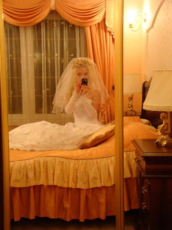 что надо делать когда девушка стесняется в первую брачную ночь хотела испытать его