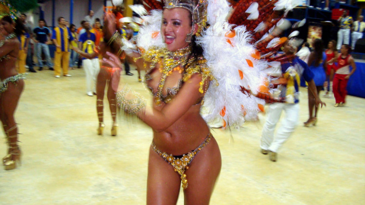 Фото секс бразильянок конечно