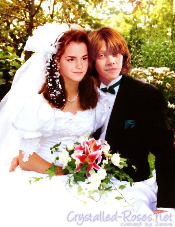 Ginny bridges wedding