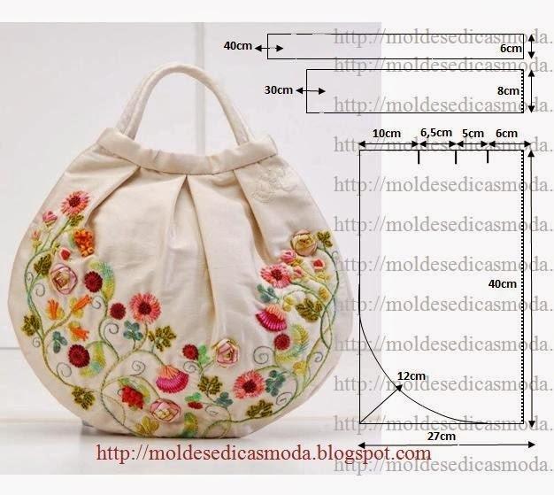 Рукоделие женские сумки