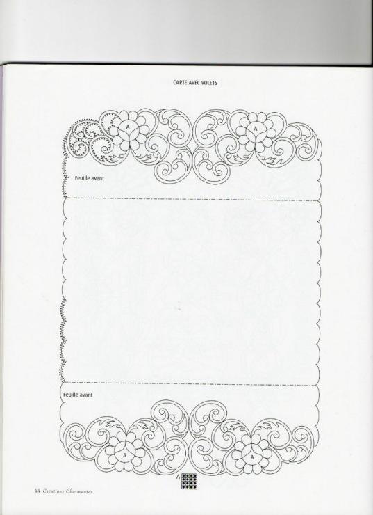 Ажурные открытки розы с днем рождения своими руками 29
