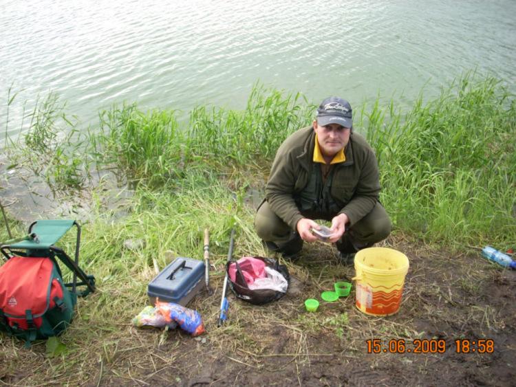 рыбалка во  карьерах всеволожского района
