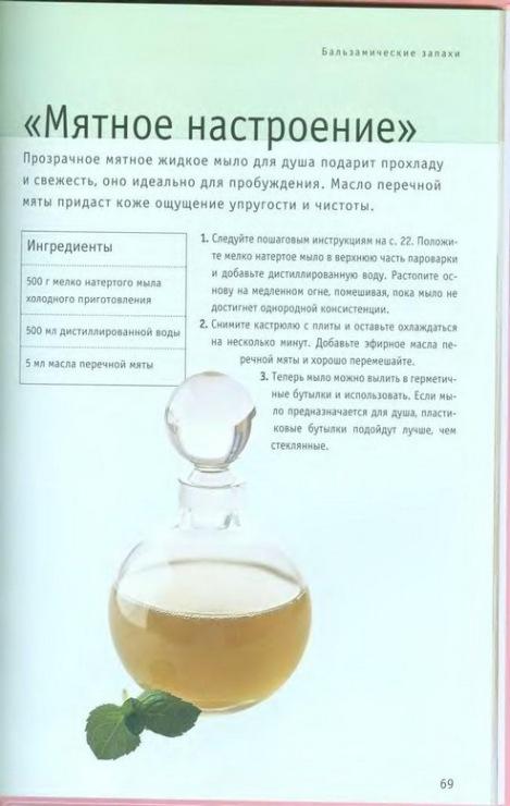 Мастер класс эфирные масла