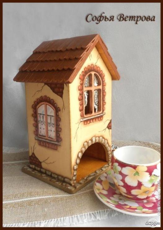 Крыша для чайного домика
